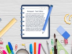 Notepad – Text Editor