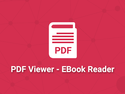 PDF Viewer – EBook Reade