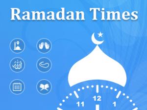 Ramadan Times: Muslim Prayers, Duas, Azan & Qibla