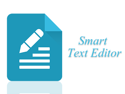 Smart Text Editor
